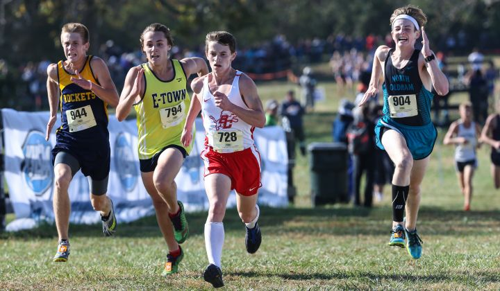 khsaa cross country state meet results