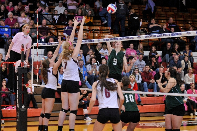 Officiating Information. Volleyball State Tournament