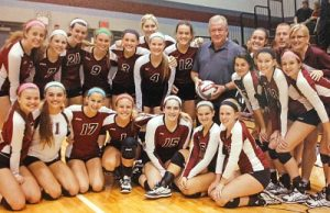 Assumption has won 19 state titles (and been named national champs four times) in 24 years under Ron Kordes.