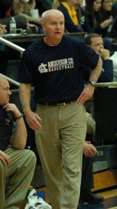 Glen Drury has spent two-thirds of his 57 years involved in Anderson County basketball. (Photo by John Herndon)