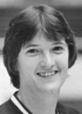Peggy Gay during her playing days at EKU.
